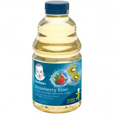 Gerber Fruit Splashers Strawberry Kiwi Juice 946ml(6pcs/carton)