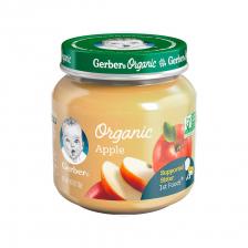 Gerber Organic 2nd Foods Glass Jar Apple 113g(10pcs/carton)