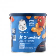 Gerber Lil' Crunchies Garden Tomato  42g (6pc/carton)