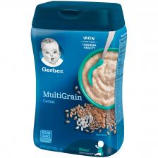 Gerber MultiGrain Baby Cereal 454g(6pcs/carton)