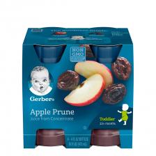 Gerber Fruit Juice Apple Prune 473ml (6pcs/carton)