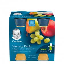 Gerber  Fruit Juice Variety 473ml (6pcs/carton)