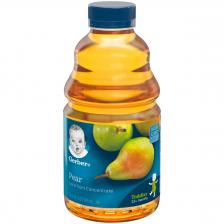 Gerber Pear Juice 946ml(6pcs/carton)