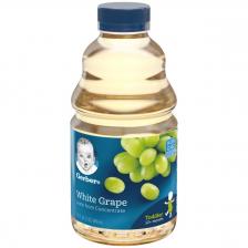 Gerber White Grape 946ml(6pcs/carton)